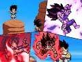 The Saiyan Saga: Goku VS Vegeta thumbnail