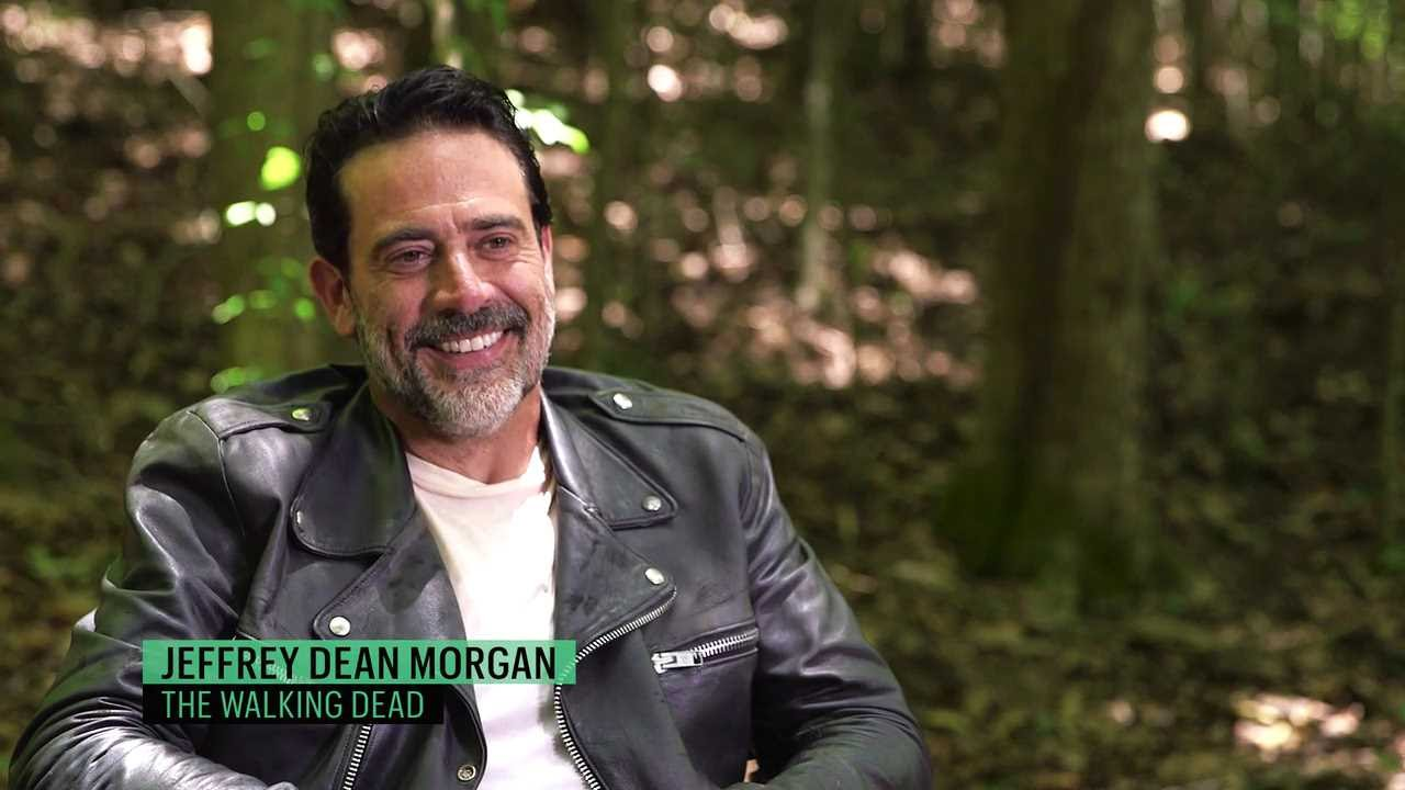 Negan Or Governor Jeffrey Dean Morgan Answers Youtube