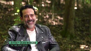 Negan or Governor? Jeffrey Dean Morgan answers