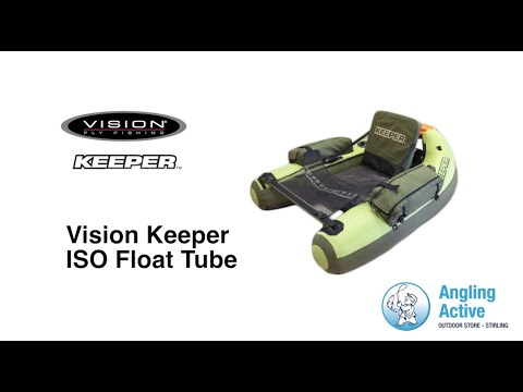Vision Keeper ISO Float Tube Review