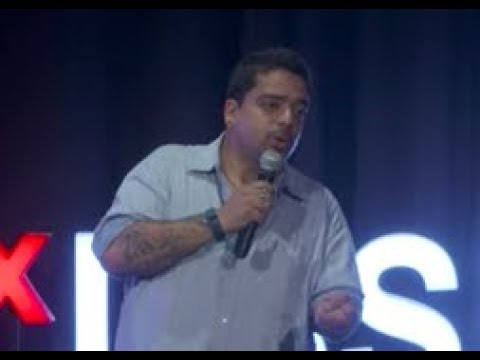 Ctrl + V, the new undo: A Laughterpreneur's Perspective | Jeeveshu Ahluwalia | TEDxLBSIM thumbnail