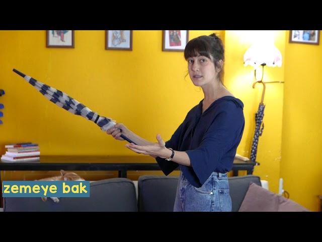 Jonglörlük 4: Şemsiye At Tut