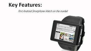 Latest China Gadgets Surprise! The Rock Android Phone/Wrist Watch
