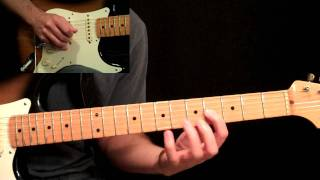 Always With Me - Always With You Guitar Lesson Pt.3 - Joe Satriani - B Minor Section