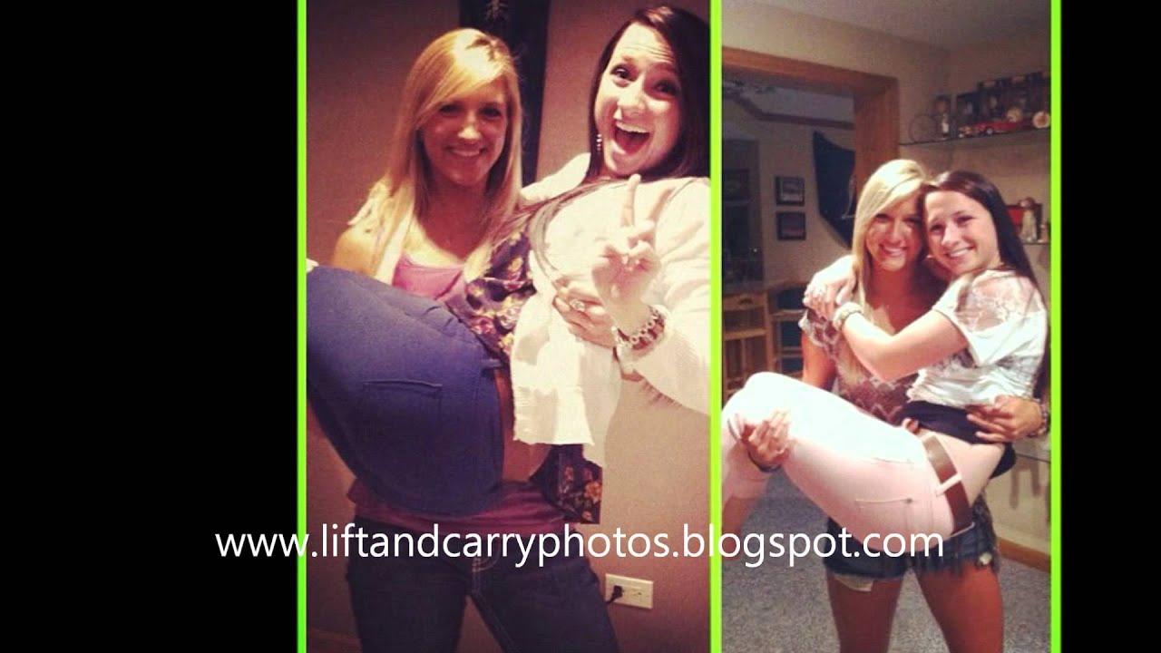 Lesbians Having A Threesome