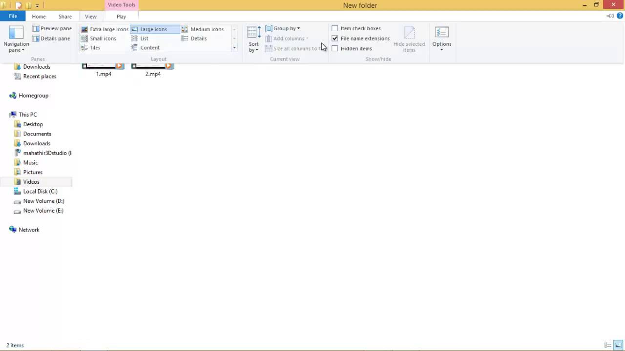 Cara Mengubah Format File Video Tanpa Software Di Youtube
