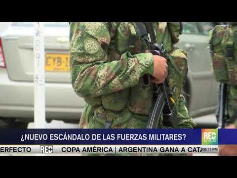 RED+   ¿Nuevo escándalo de las fuerzas militares?