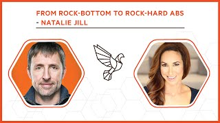 From Rock-Bottom to Rock-Hard Abs with Natalie Jill
