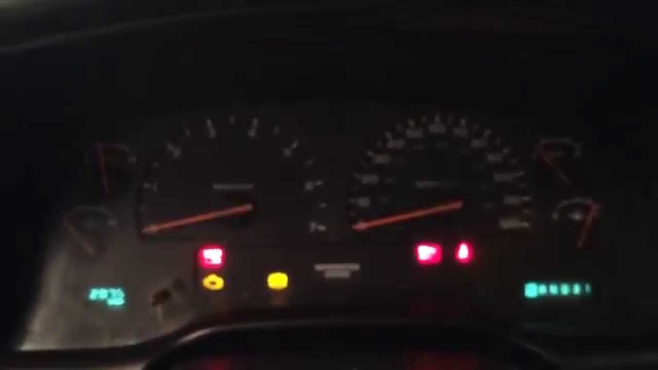 my emergency brake light won t turn off and my abs light easy fix youtube [ 1280 x 720 Pixel ]