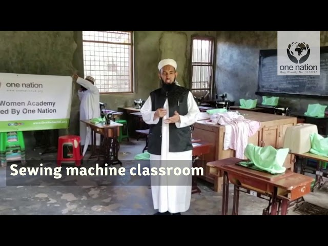 A Tour Of Muslim Women Academy in Zanzibar - Supported By One Nation