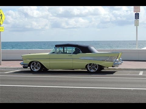 1957 Chevrolet BELAIR RestoMod Over 238K Invested FOR SALE // CALL 305-988-3092