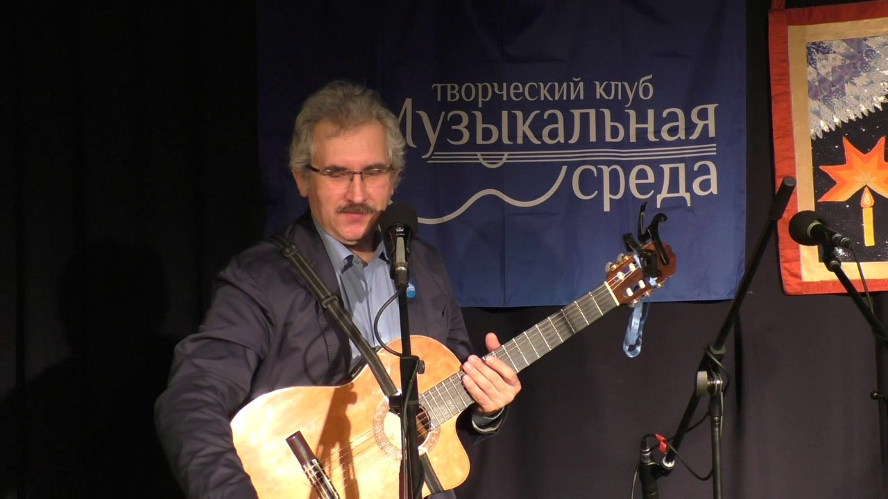 Музыкальная Среда 26.04.2017. Часть 1