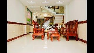 (08)Bán Nhà Tân Bình TP.HCM. 4x17m Cặp MINI 3,5 Lầu Phong Cách Hẻm 8m Full Option Giá Rẻ