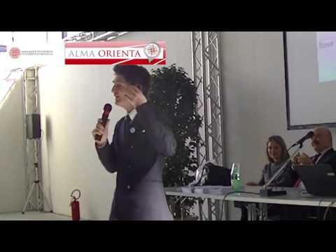 Prof. Filippo Briguglio - Alma Orienta 2017  - Fare chiarezza