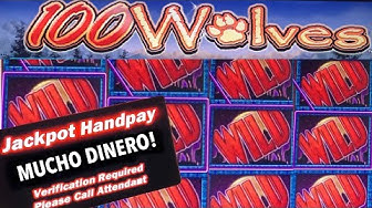 100 WOLVES SLOT~~$50 BETS~~LIMITE ALTO ~~ WOLF RUN STYLE