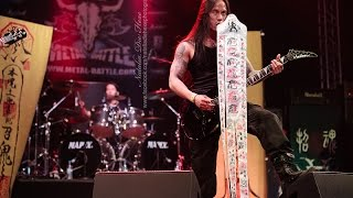 Evocation HK 招魂 - Chinese metal - Live at Wacken Metal Battle 2014 (Full show)