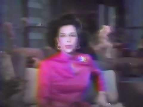 Ann Miller for The Award Winners on KTZO 1981