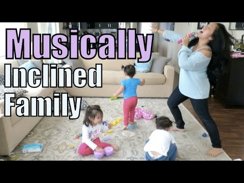 Our Musically Inclined Family - April 11, 2016 -  ItsJudysLife Vlogs