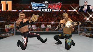 WWE SmackDown vs. Raw 2011: Road to WrestleMania #11