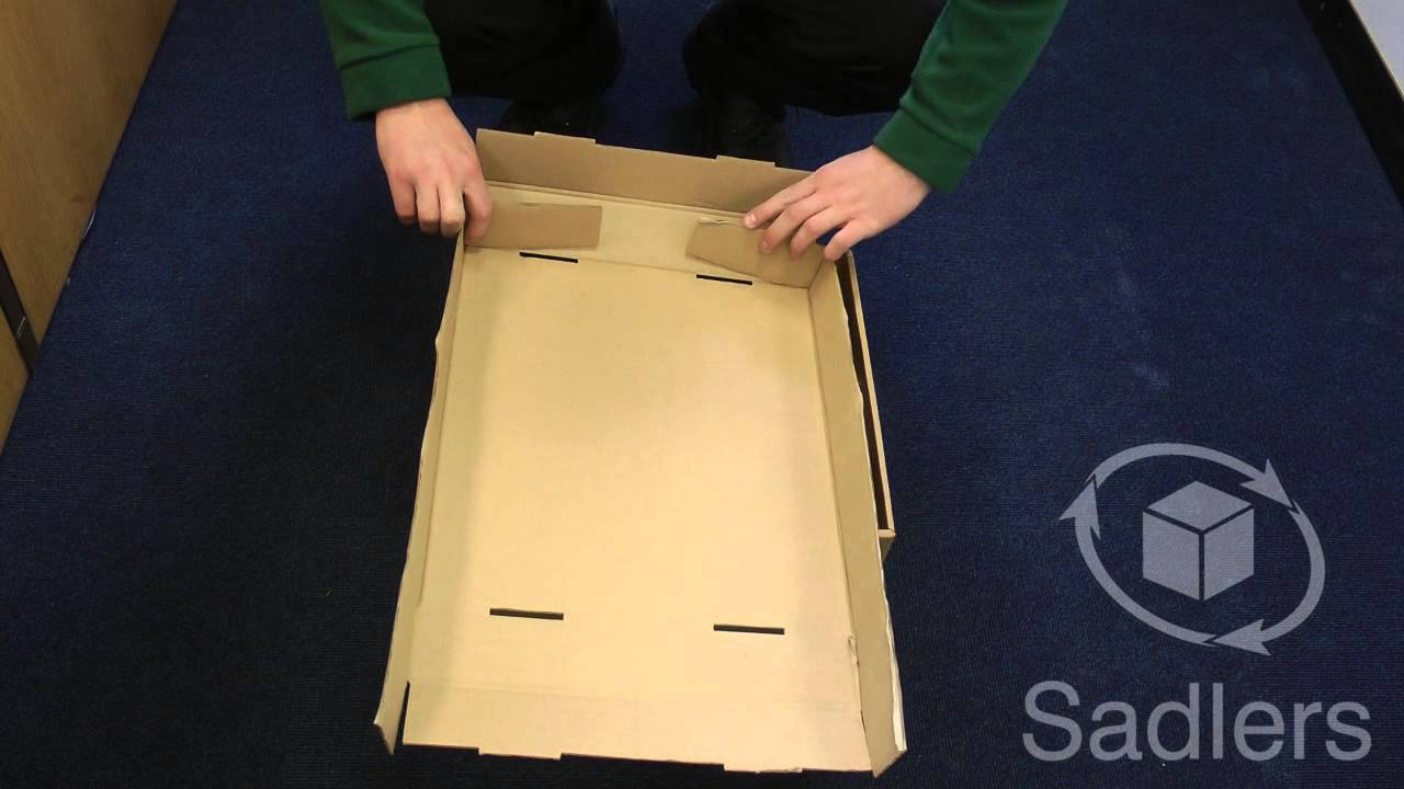 How to assemble a box 87