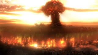 Nuclear Explosion: After Effects, VFX breakdown