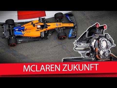 McLaren mit Mercedes zurück zu altem Glanz? – Formel 1 2019 (Talk)