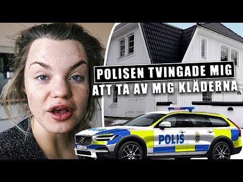 AVKLÄDD INFÖR POLISEN | STORYTIME
