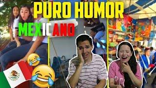 HUMOR VIRAL MEXICANO 😹🇲🇽   El Roxet   Los MEJORES videos de RISA de México   Reaccion