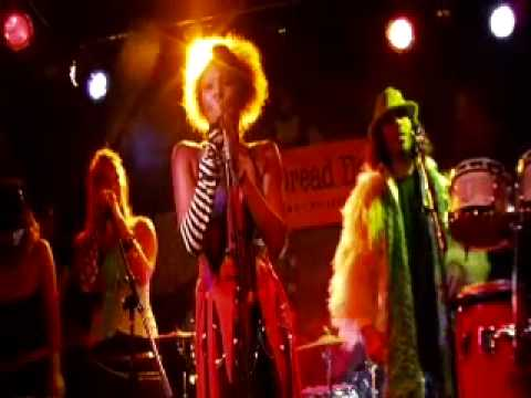 "SIR JAC's Band ""FUNK CABARET"" at DRAGONFLY, Hollywood PART 1"