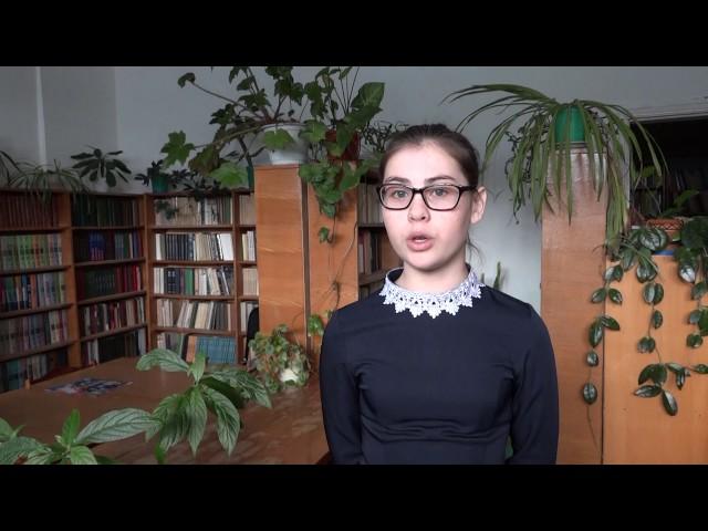 Изображение предпросмотра прочтения – АнастасияПопова читает произведение «Послушайте! (Послушайте! Ведь, если звезды зажигают…)» В.В.Маяковского