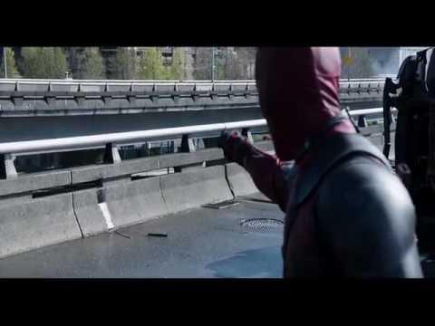 Deadpool funniest moment
