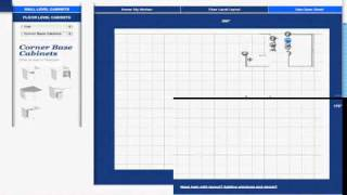 Free Kitchen Layouts- How To Edit A Layout In The Free Kitchen Design Software