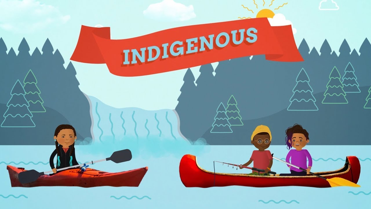 Download The word Indigenous - explained l CBC Kids News