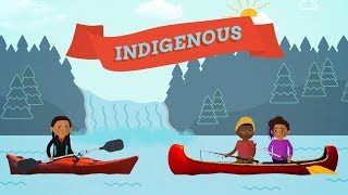 The word Indigenous - explained l CBC Kids News
