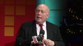 'Downton Abbey' Creator Julian Fellowes In Conversation With John Hockenberry