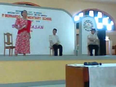 balagtasan 2011 ( pambato ng jara martinez high school )