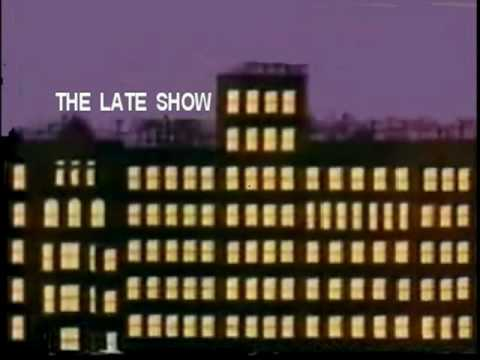 ORIGINAL LATE SHOW  OPENING 1951 - 1976  RECREATION