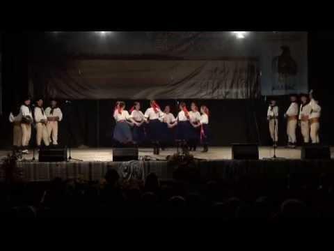 FS Devín (Bratislava, Slovakia) - vystúpenie v Aradáči