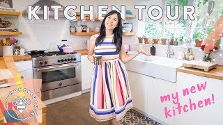 My New KITCHEN TOUR!!!