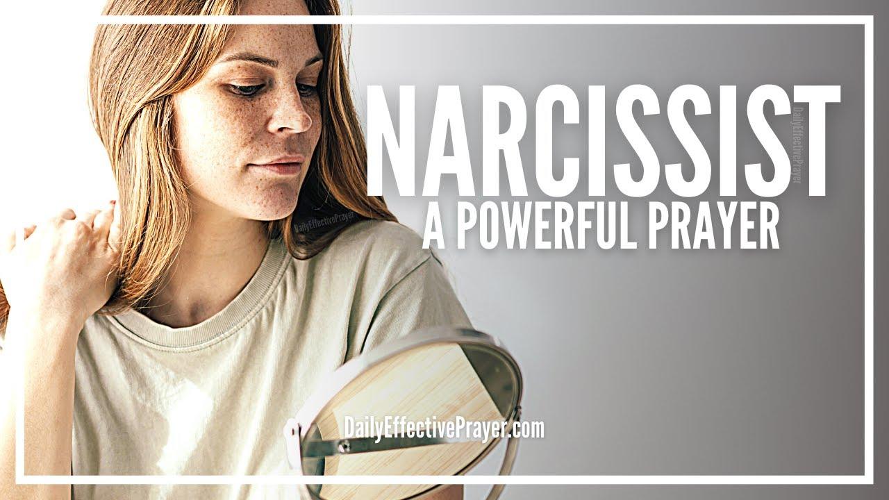 Prayer For Narcissist | Prayers Against Narcissism