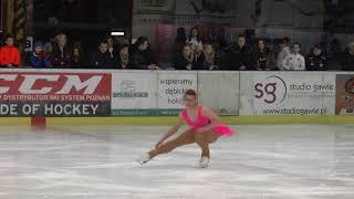 Magdalena STASZEWSKA Solistki A Brazowa Puchar Debicy Amatorow 2018