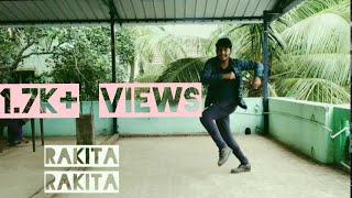 Jagame Thandhiram|rakita rakita dance cover|Dhanush |Santhosh Narayanan | Karthick Subbraj