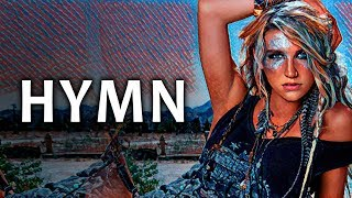 Kesha - Hymn (Lyrics / Lyric Video)