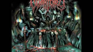 Vomitory - Blessed and Forsaken