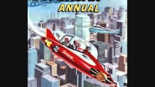SUPERCAR - Supercar Song + Supercar Twist - 1962 45rpm