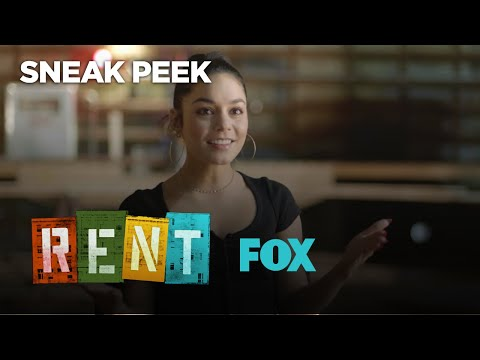 Exclusive Look At The Set | RENT