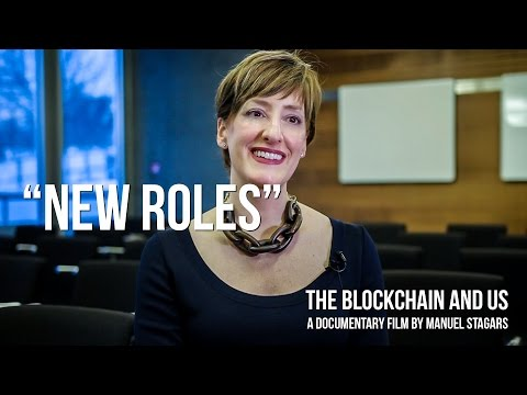 """The Blockchain and Us: Caitlin Long on """"New roles"""""""