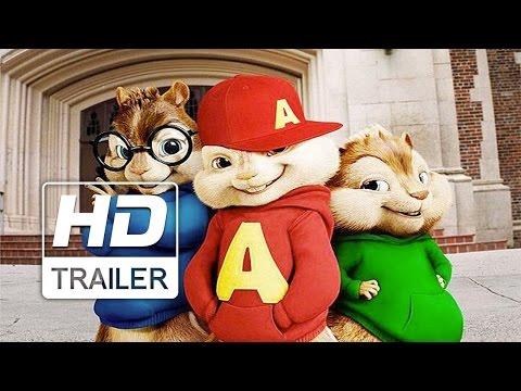 Alvin Y Las Ardillas: Aventura Sobre Ruedas | Trailer Oficial | Doblado HD | Próximamente