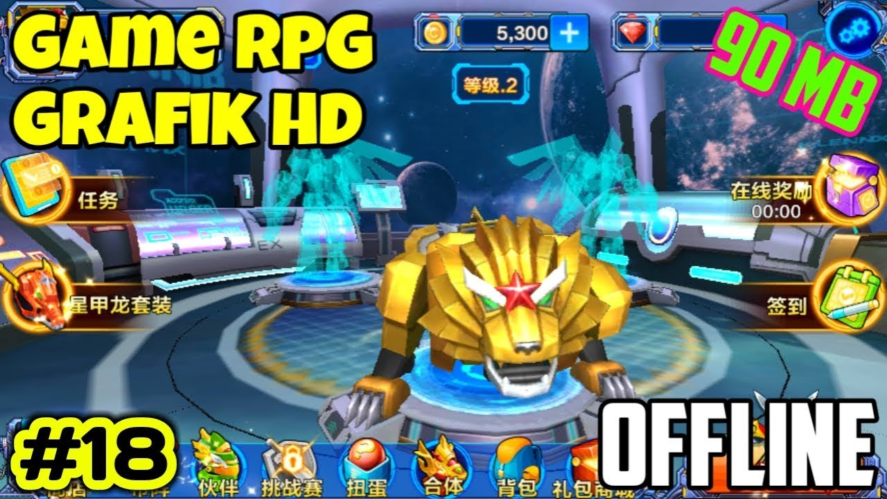 Game rpg keren nih apk download with gameplay | game android offline #18