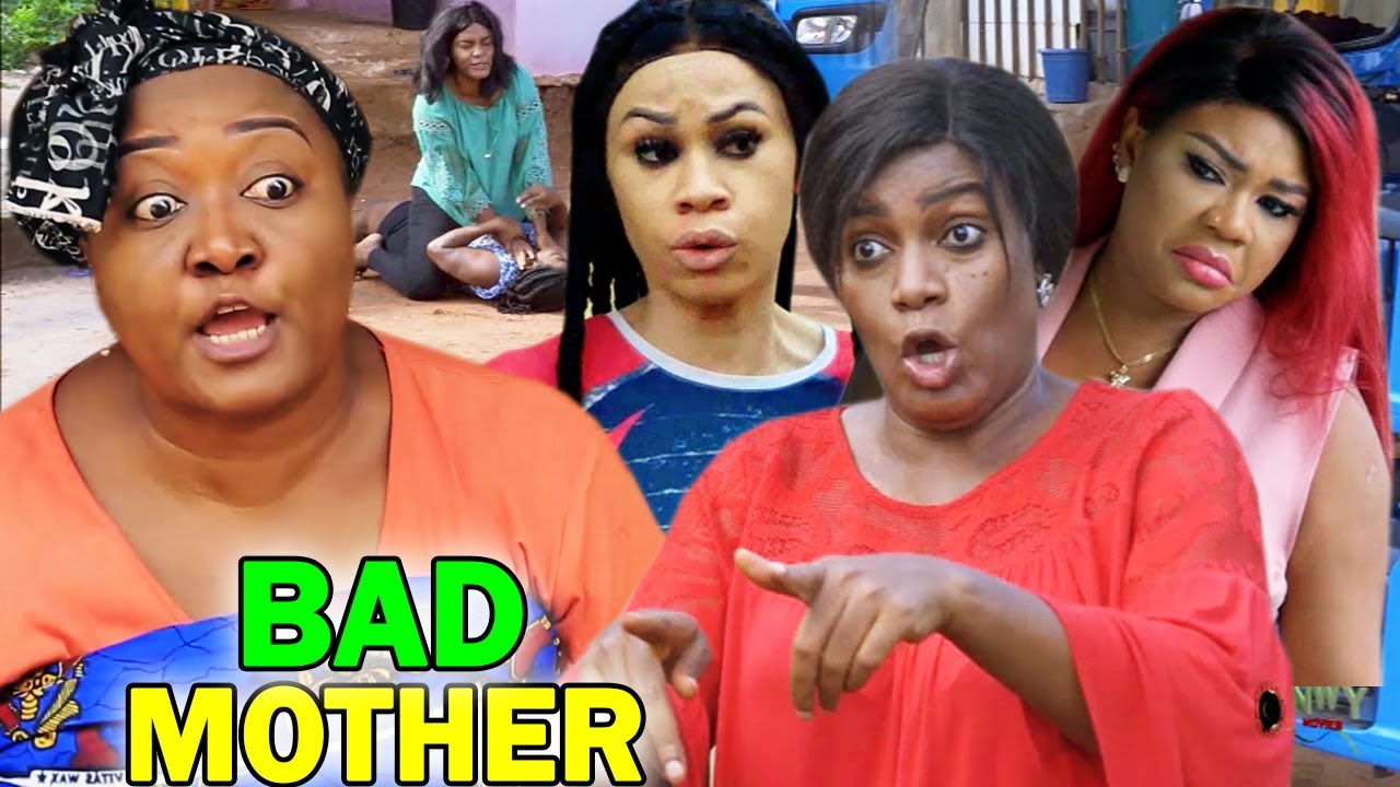 Download Bad Mother Complete Season 3&4 - NEW MOVIE'' Ebele Okaro & Queen Nwokoye 2020 Latest Nigerian Movie